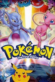 Pokémon: Filme 1 – Dublado – Mewtwo Contra-Ataca
